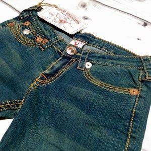 1729978e6 Women Triple Stitch True Religion Jeans on Poshmark